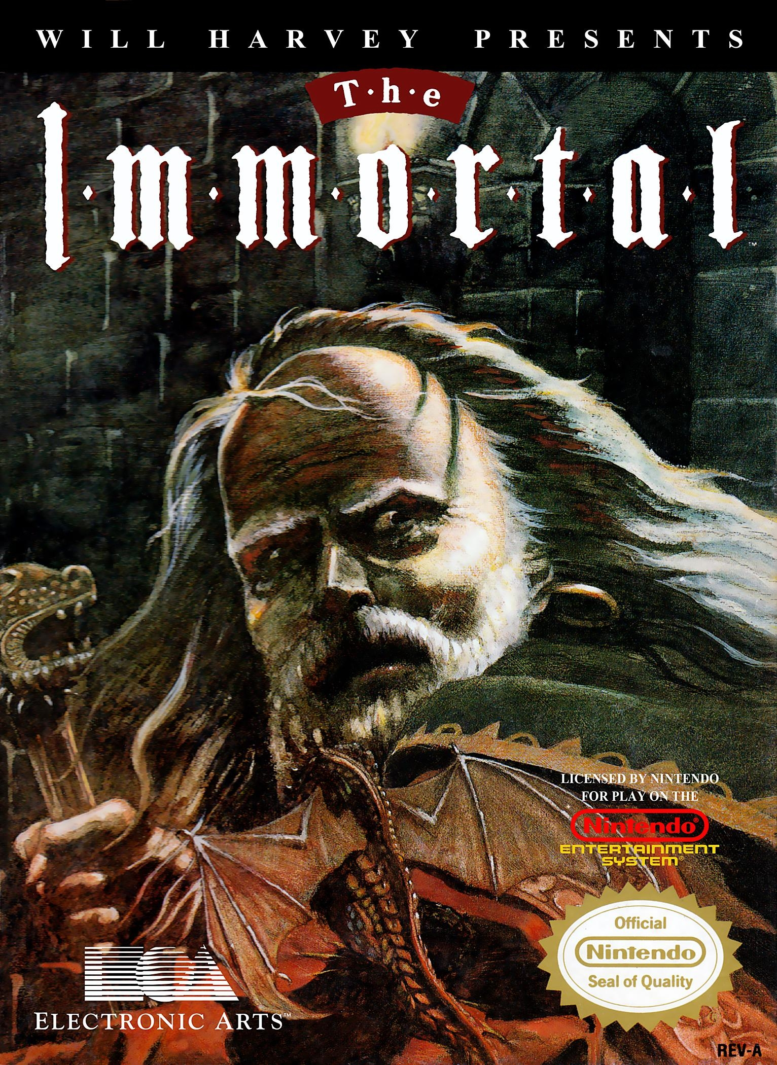 Take on the NES Library » #11 – The Immortal