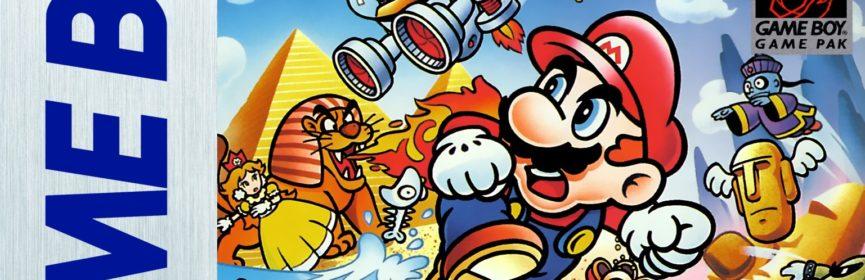 Super Mario Land Box Cover
