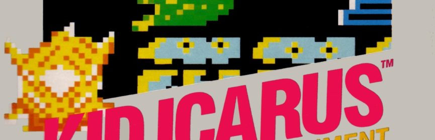 Kid Icarus Box Cover