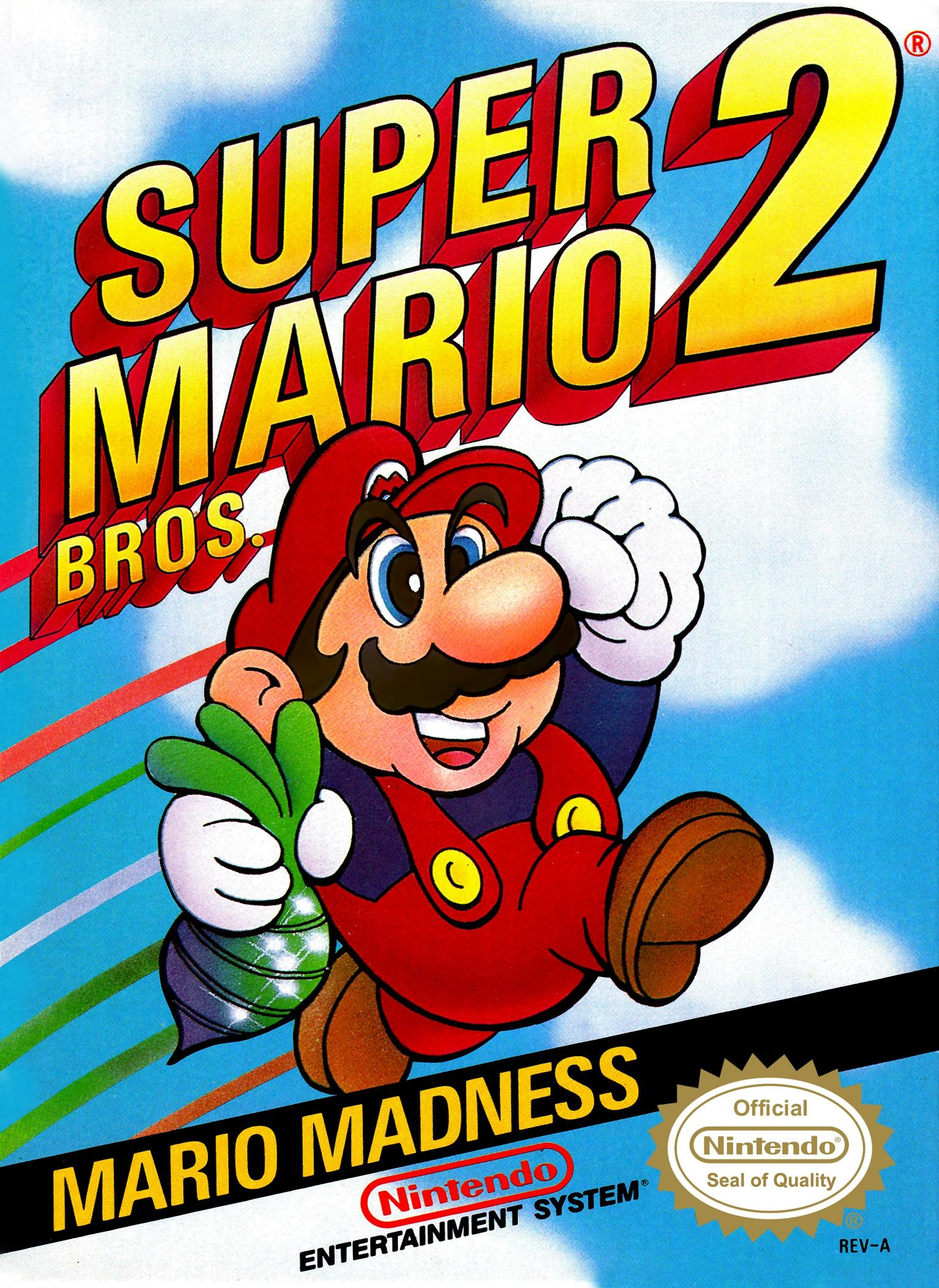 take on the nes library 33 super mario bros 2. Black Bedroom Furniture Sets. Home Design Ideas