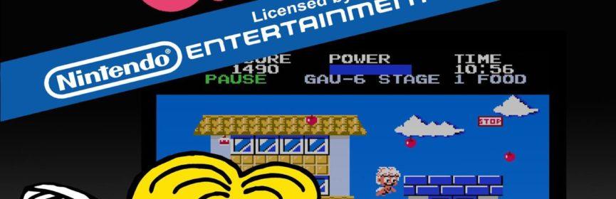 Take on the NES Library » #72 – Chubby Cherub
